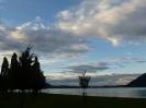 Sonne u. Wolken die wechseln sich ab